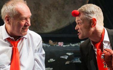 Vstupenka na představení Král Lear - William Shakespeare