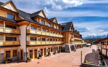 Hotel Bania**** Thermal & Ski s neomezeným vstupem do Terma Bania