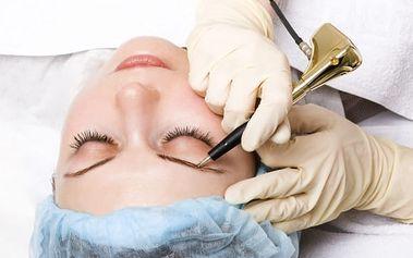Permanentní make-up na obočí, oční linky, konturu nebo vybarvení rtů pro krásu v Ostravě