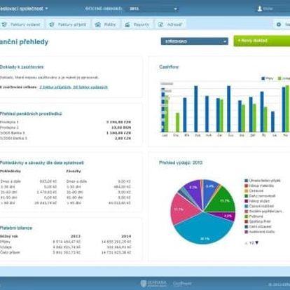 Chytré online účetnictví a daňová evidence iÚčto