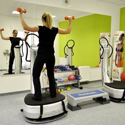 45min. cvičení: břišní pás Active Belly nebo silový trénink na problémové partie - až 10x