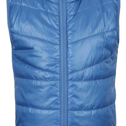 Modrá klučičí prošívaná vesta name it Mylan