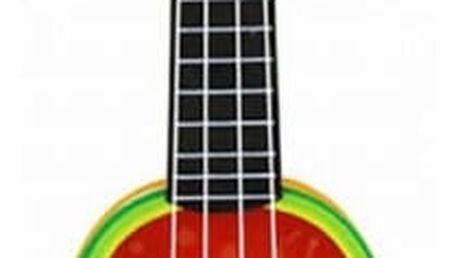 Dětské ukulele v podobě melounu - dodání do 2 dnů
