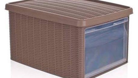 Úložný box VETRO-PLUS 15 l (5530002)
