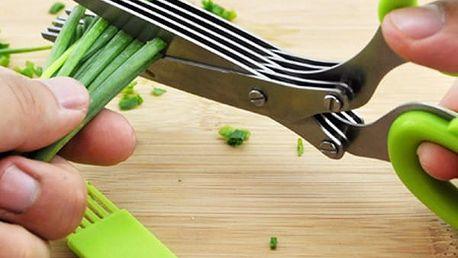Nůžky na čerstvé bylinky - dodání do 2 dnů