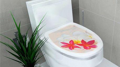 Samolepka na toaletu - varianta 4 - dodání do 2 dnů