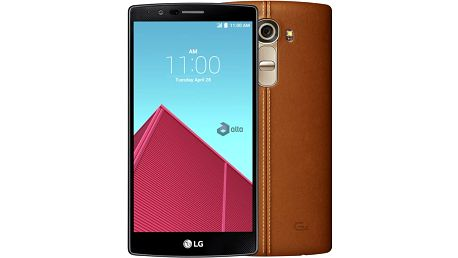 LG G4 (H818P), Dual Sim, hnědá/leather brown