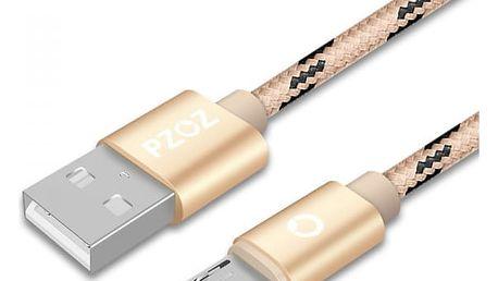 Rychlonabíjecí Micro USB kabel pro Android