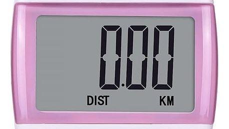 Kapesní krokoměr se spálenými kaloriemi - dodání do 2 dnů
