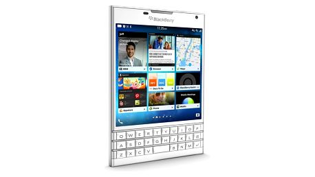 BlackBerry Passport Bílá