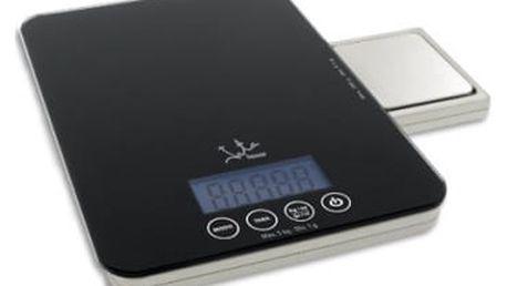 Kuchyňská váha JATA 770 černá