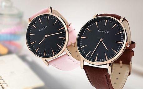 CLASSY Dámské hodinky
