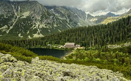 Vysoké Tatry s polopenzí