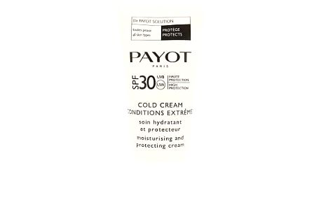 PAYOT Dr Payot Solution Cold Cream Conditions Extremes SPF30 50 ml denní pleťový krém W