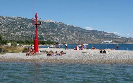 Seline, ubytování s klimatizací u moře
