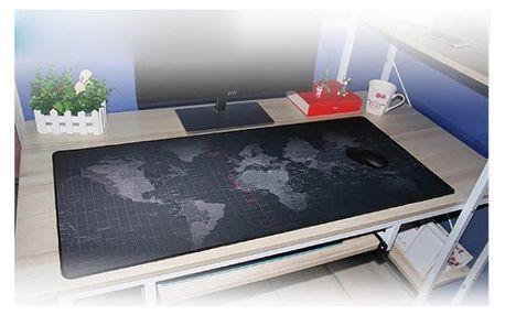 Originální podložka na stůl Mapa