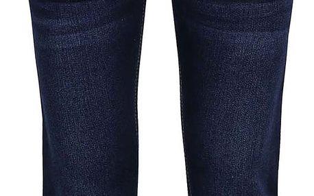Tmavě modré klučičí džíny s vyšisovaným efektem name it Alexi