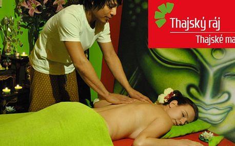 Hodinová masáž a Garra Rufa v Thajském ráji