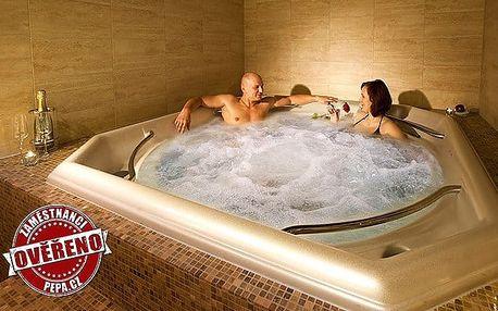 3–6denní nabitý wellness pobyt s polopenzí pro 2 v hotelu Millenium**** v Karlových Varech