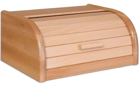Dřevěný chlebník GD228 borovice