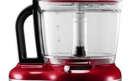 Kuchyňský robot KitchenAid Artisan 5KFP1644ECA červený Příslušenství k robotu KitchenAid 5KFP15FFD disk na hranolky k food processoru (zdarma) + K nákupu poukaz v hodnotě 2 000 Kč na další nákup + Doprava zdarma