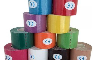 Tejpovací páska - 5 m - náhodná barva