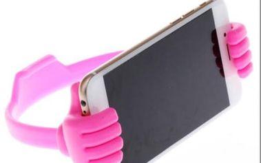 Stojánek na mobil - ručičky