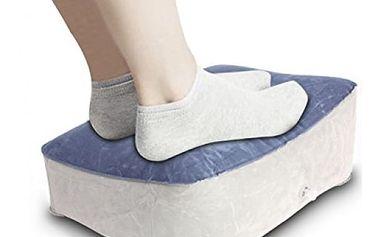 Nafukovací polštářek pod nohy - dodání do 2 dnů
