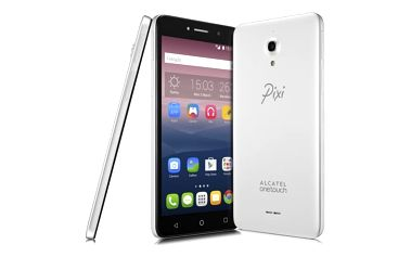 Mobilní telefon ALCATEL PIXI 4 (6) 8050D HD (8050D-2BALE14) stříbrný