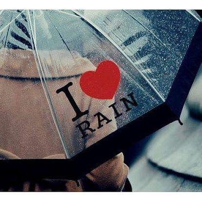 Deštník Rain Fulton - máte nebo nemáte rádi déšť? - VÝPRODEJ