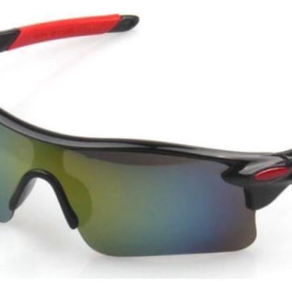 Sportovní sluneční brýle ve 12 variantách