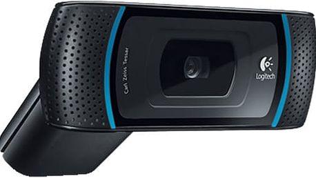 Logitech Webcam B910 - 960-000684