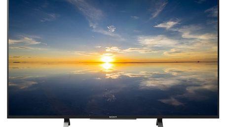 Sony KD-49XD8099 - 123cm - KD49XD8099BAEP + Bezdrátový reproduktor Sony v ceně 2500 Kč