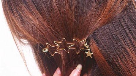 Hvězdná spona do vlasů