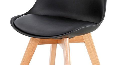 Jídelní židle BORKUM black