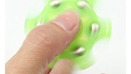 Kapesní antistresový spinner - 2 druhy