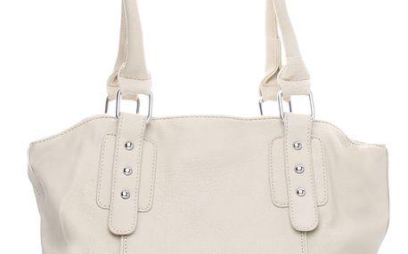 Béžová kabelka H208-1BE UNI