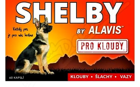 Shelby Pro klouby cps.60