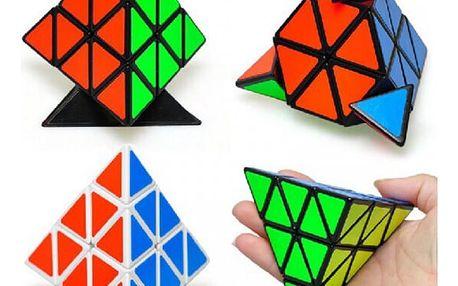 Rubikova pyramida pro stimulaci intelektuálního rozvoje