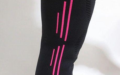 Sportovní elastická bandáž na koleno