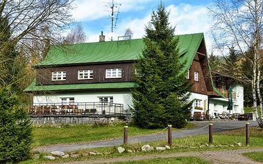 3–6denní pobyt pro 2 osoby s polopenzí a slevami v hotelu U Supa*** v Harrachově