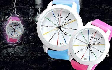 Dámské fosforové hodinky