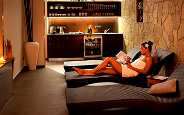 Wellness víkend v Beskydech s polopenzí i masáží