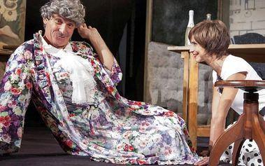 Divadelní komedie Polib tetičku s Janem Čenským