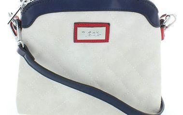 Šedá kabelka Quilted