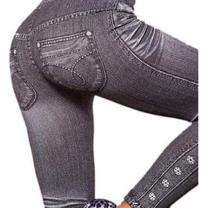 Trendy legíny jeans