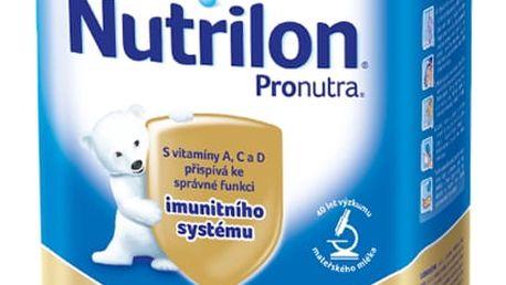 NUTRILON 3 ProNutra s příchutí vanilky (800g) - kojenecké mléko