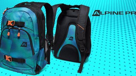 Jednokomorový batoh Alpine Pro se vzdušnými zády