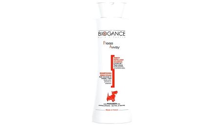 Šampon Biogance Fleas away dog - antiparazitní 250 ml