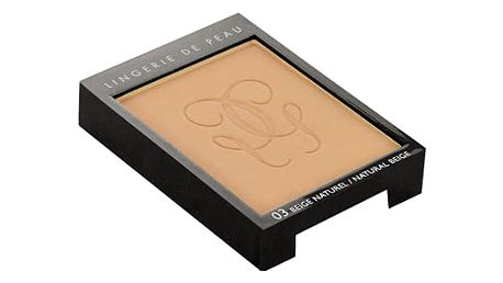 Guerlain Lingerie De Peau Nude Powder Foundation SPF20 10 g makeup Tester 03 Natural Beige W
